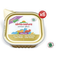 Daily Menu BIO chat Almo Nature 6 x 100 g