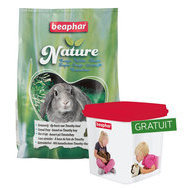 Aliment complet pour lapin Nature