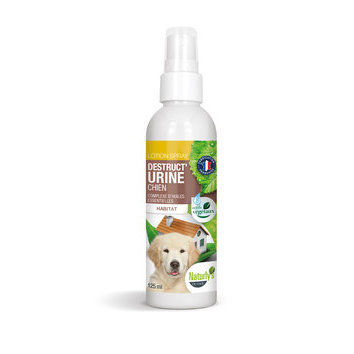 Lotion spray Destruct' Urine Chien