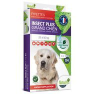 Pipettes Insect Plus pour Chiens