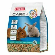 Aliment complet pour Lapins Juniors Care +