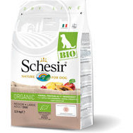 Croquettes Bio chien Medium Large Schesir 2.5 kg